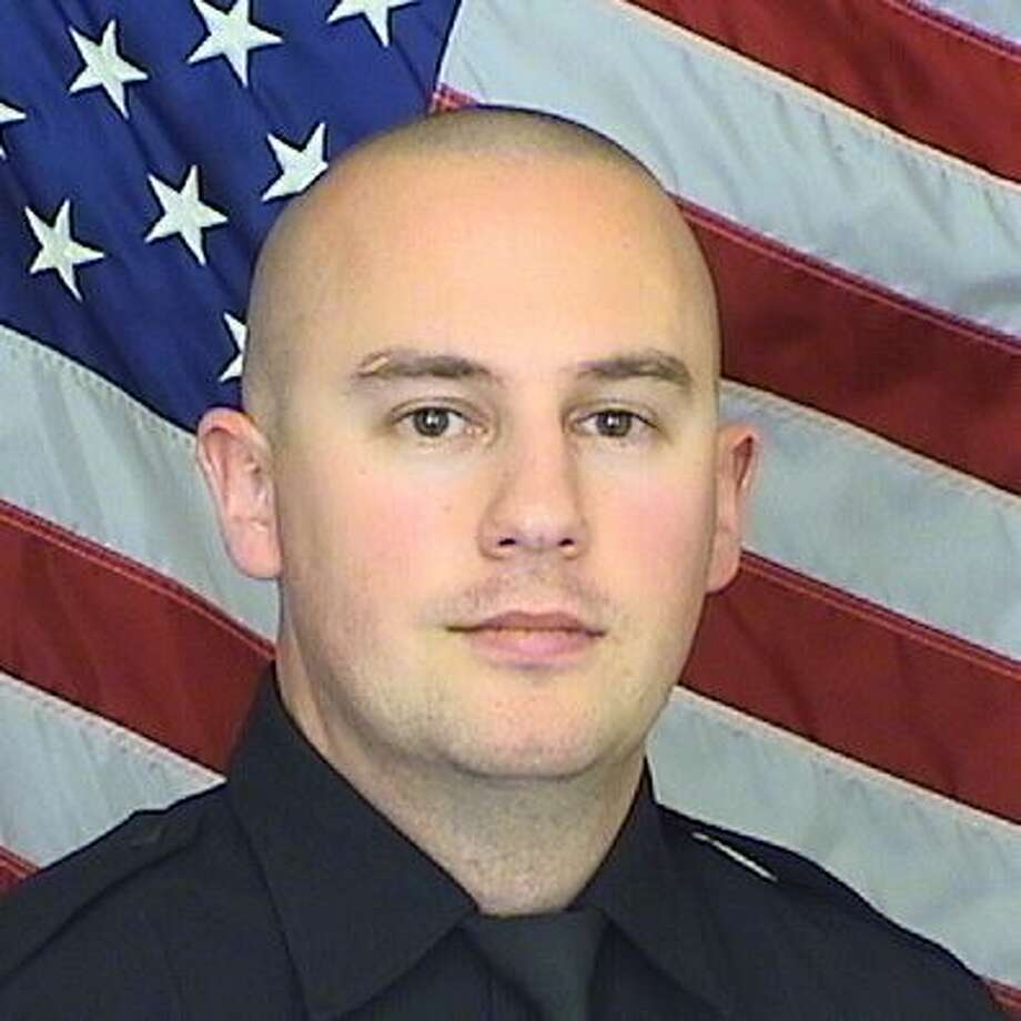 Zackari Parrish III -  a sheriff's deputy in Douglas County, Colorado - was killed in the line of duty during an ambush-style shooting on Sunday, December 31, 2017, in suburban Denver. (Photo courtesy of the Douglas County Sheriff's Office) Photo: Jacob Carpenter