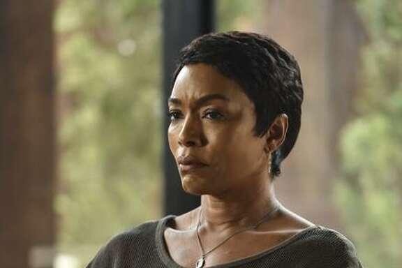 "Angela Bassett plays tough L.A. cop Athena Grant on ""9-1-1."""