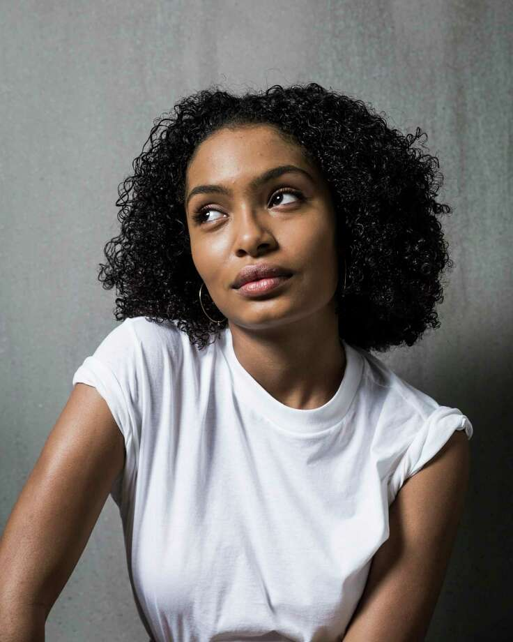 """-- PHOTO MOVED IN ADVANCE AND NOT FOR USE - ONLINE OR IN PRINT - BEFORE DEC. 31, 2017. -- The actress Yara Shahidi, a star on ABC's """"black-ish,"""" in Burbank, Calif., Dec. 1, 2017. Shahidi is heading to Harvard and will star in """"grown-ish,"""" a spinoff on Freeform. (Berl for The New York Times) Photo: EMILY BERL / NYTNS"""