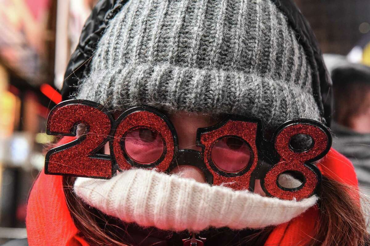 Sticking to New Year's resolutions is hard. In fact, WalletHub notes that the estimates of resolution failure rate from 42 to percent to as high as 92 percent. But accounting for your environment when making goals for self-improvement could set you up for more successful intentions. (Photo by Stephanie Keith/Getty Images)