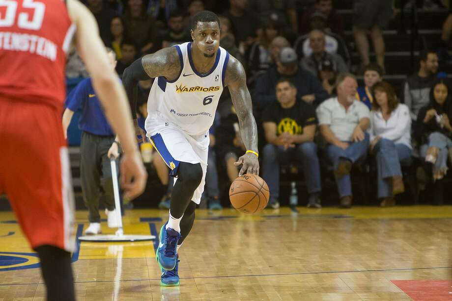 Former first-round draft pick Terrence Jones is trying to resuscitate his NBA career with the Santa Cruz Warriors. Photo: Courtesy Of The Santa Cruz Warriors