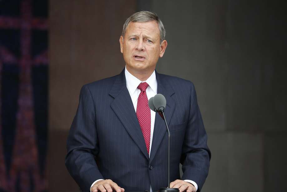 Chief Justice John Roberts formed a panel to consider whether changes are needed in handling misconduct complaints. Photo: Pablo Martinez Monsivais, Associated Press