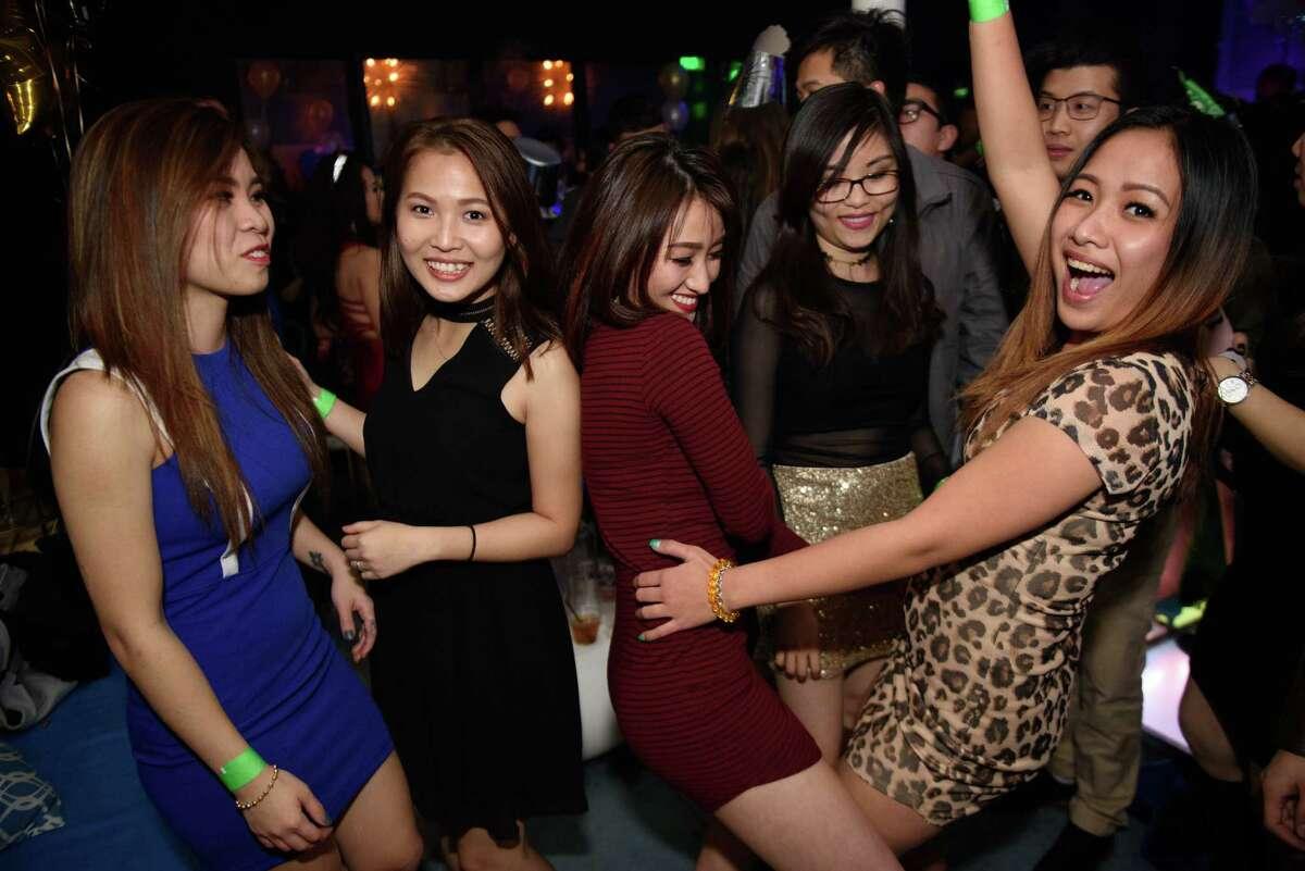 New Year's Eve Celebration at Bar Bleu in Houston TX on Sunday, Dec 31, 2017