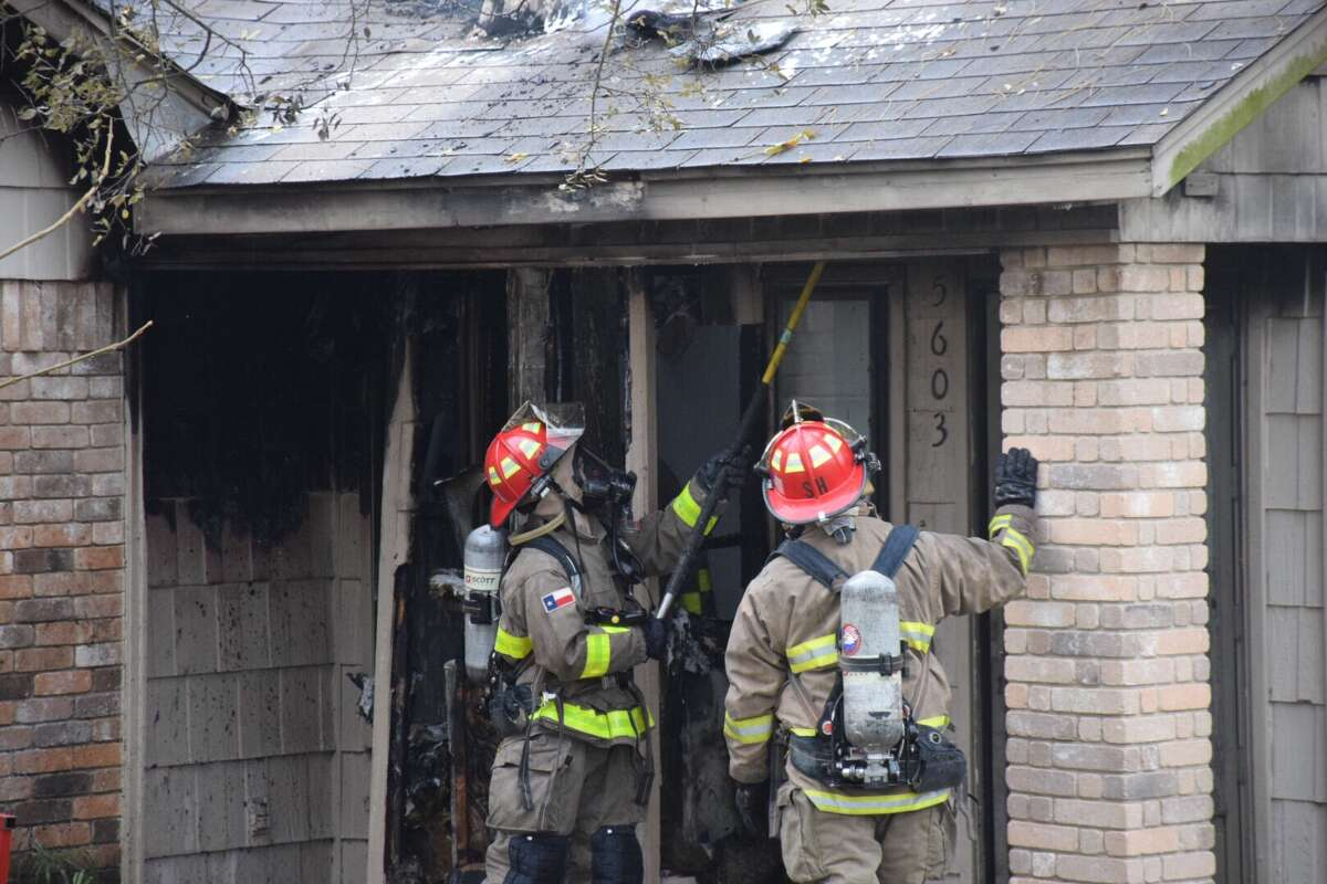 A fireplace blaze caused $100,000 in damage to a Northeast Side home on Jan. 1, 2018.