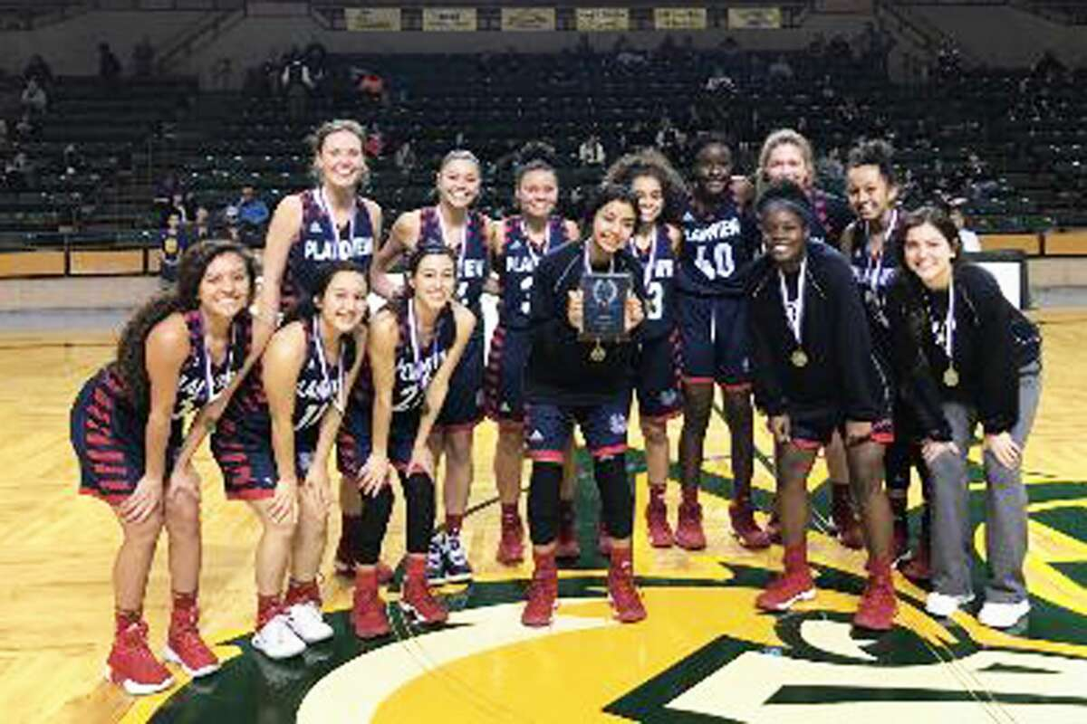 The Plainview girls' basketball team defeated Bushland 52-49 to win the championship at the Byron Johnston Holiday Classic in Midland.