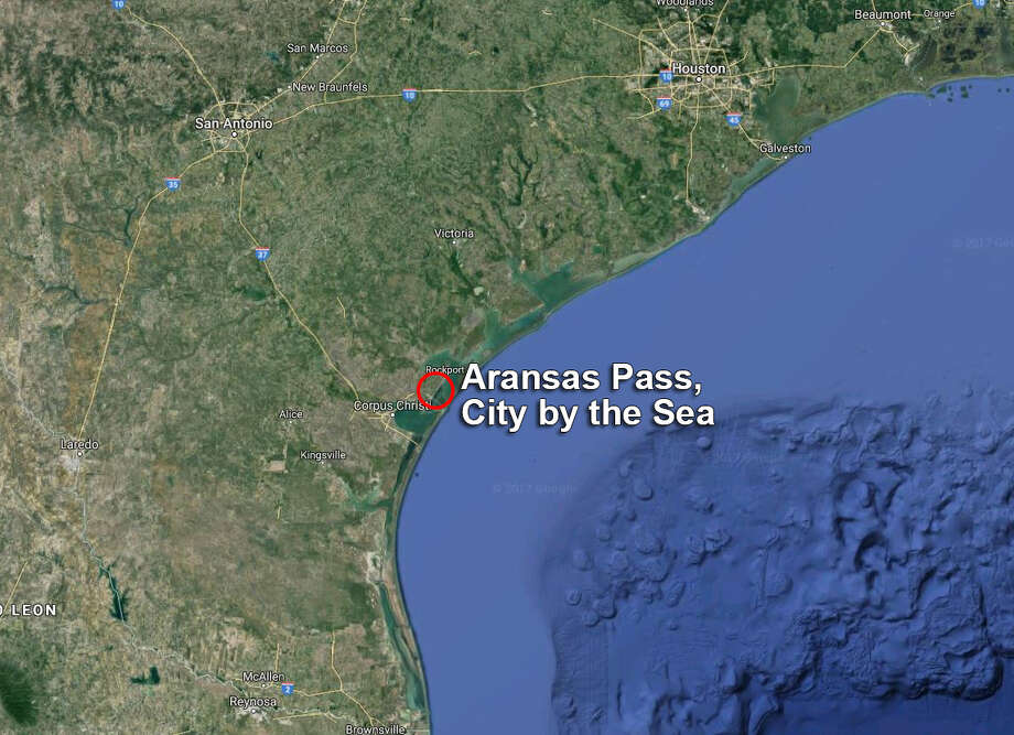 "Aransas Pass, City by the Sea: All waters and canals of the City by the Sea subdivision west of the GIWW and a line beginning at a point on the entryway seawall (27° 57.08"" N; 97° 06.05"" W) extending across the entrance to a point (27° 57.04"" N; 97° 06.06"" W).Source: Texas Parks and Wildlife Photo: Google Maps"