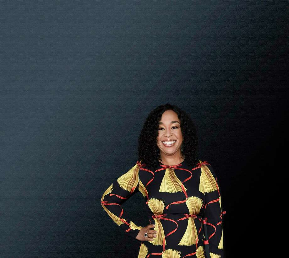 TV producer Shonda Rhimes has been closely involved with the Time's Up movement. Photo: Richard Shotwell, INVL / 2017 Invision
