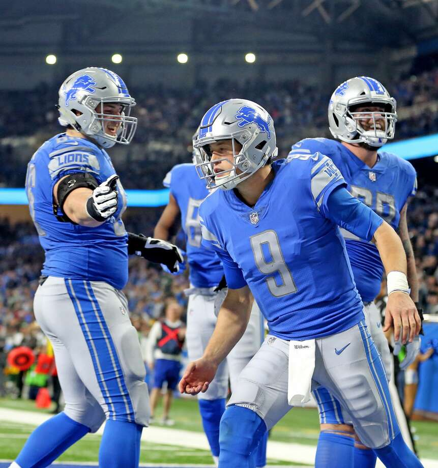 Lions 35, Packers 11 Photo: Paul P. Adams/Huron Daily Tribune