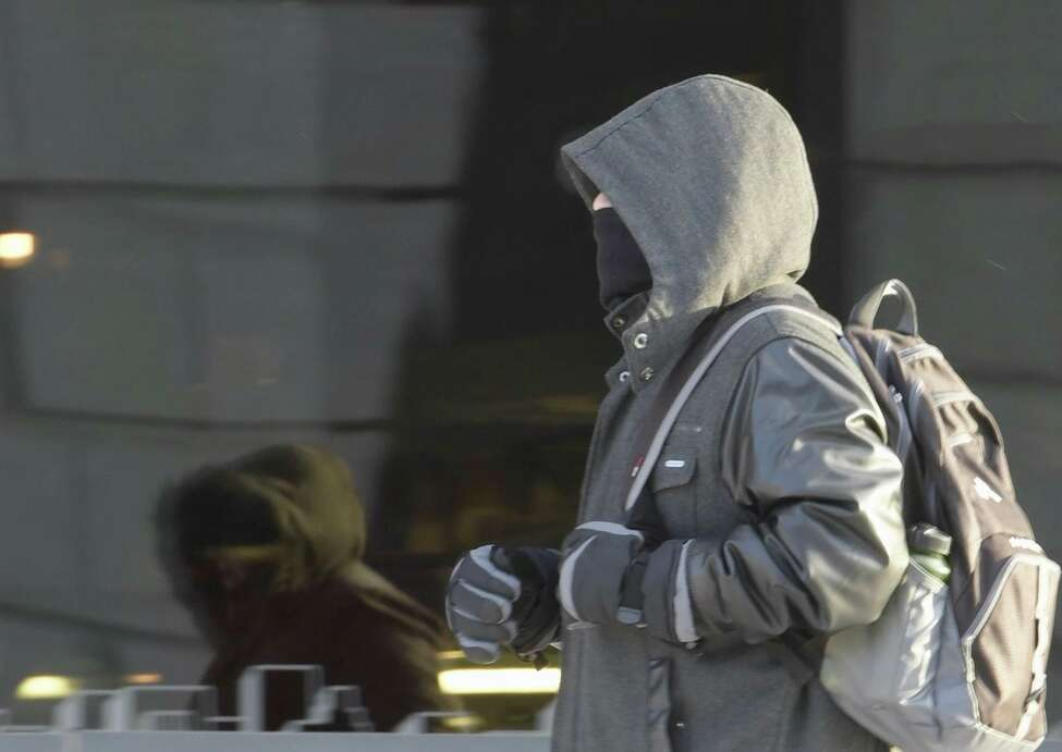 It's frigid in downtown Albany as the Northeast remained in the grip of a cold snap that dates back to last week.