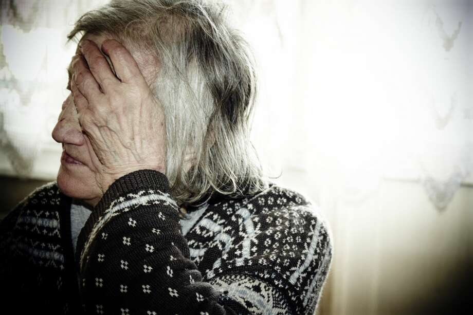 A family is worried that their elder aunt is being neglected by her son. Photo: Dina Issam / EyeEm/Getty Images/EyeEm