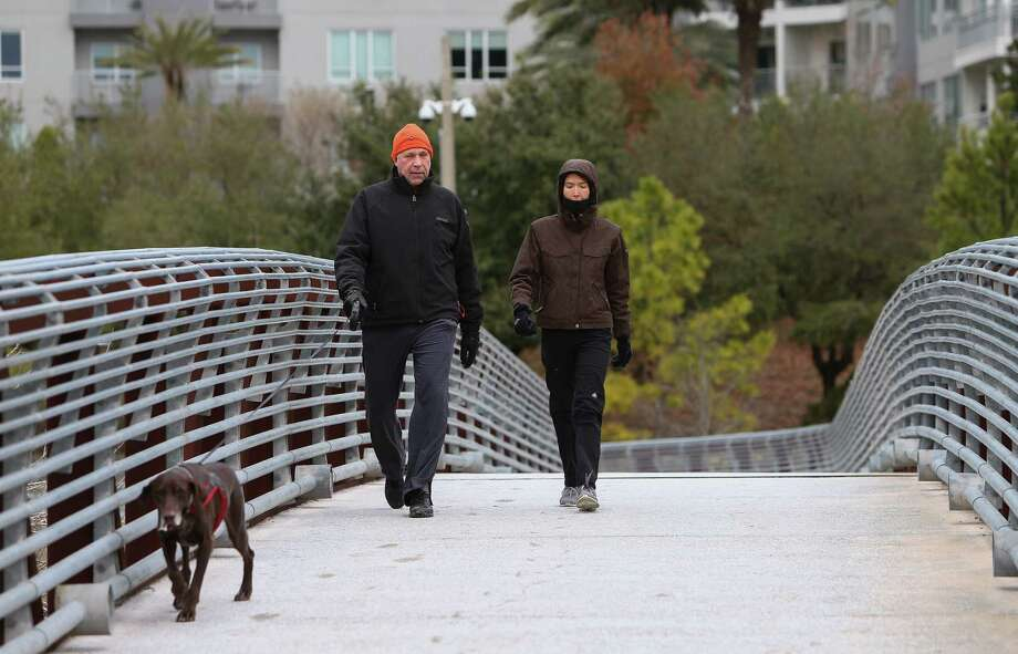 PHOTOS: When it's cold in Houston