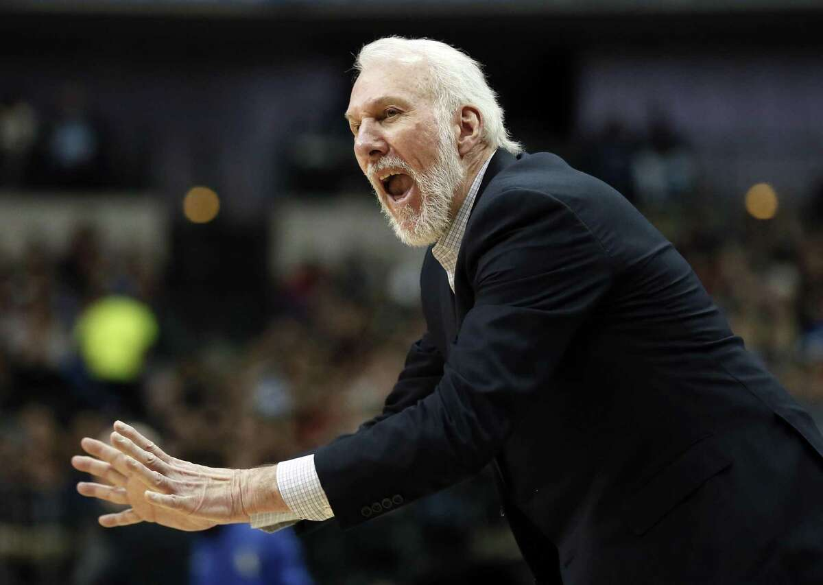 Gregg Popovich is frequently asked to weigh in on issues.