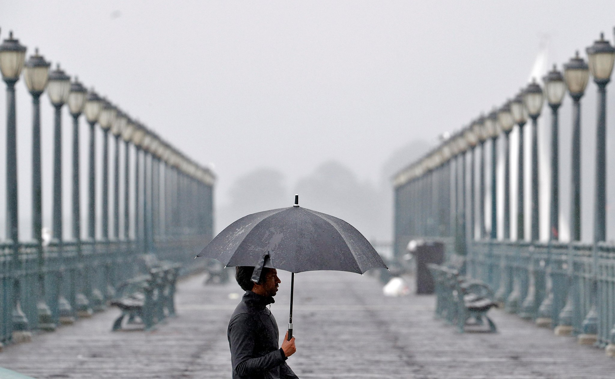 The rainiest cities in the world, where better to go with an umbrella
