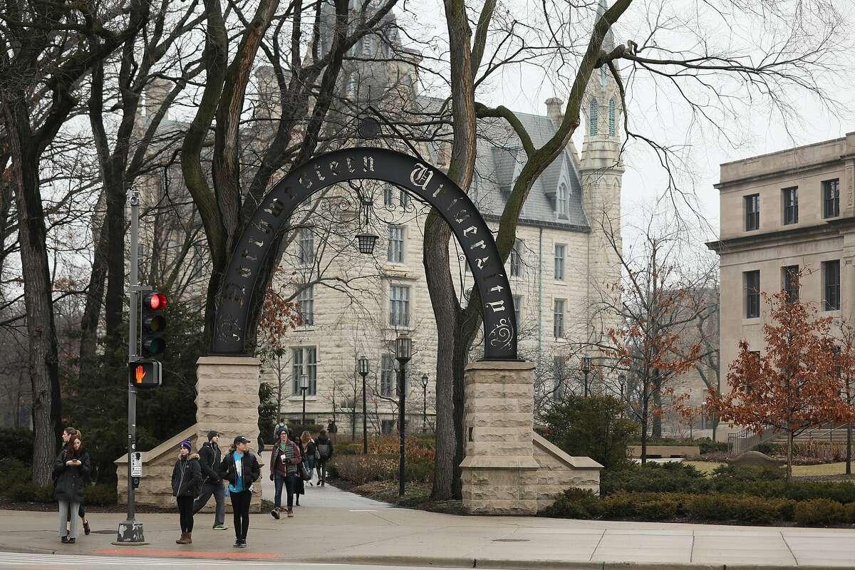 No. 30: Northwestern UniversityNorthwestern has a range of architecture, from Collegiate Gothic to Brutalist. (Chris Walker/Chicago Tribune/TNS)