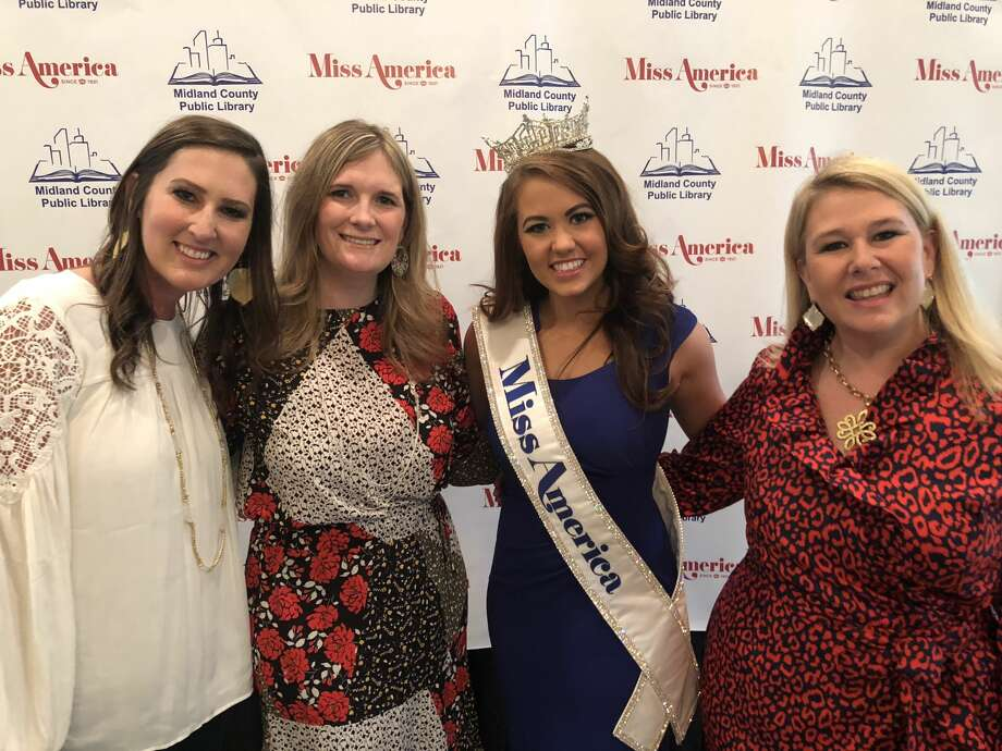 Miss America 2017: Jennifer Yeager, Jennifer Dickens, Cara Mund, Darby Brown Photo: Courtesy Photo