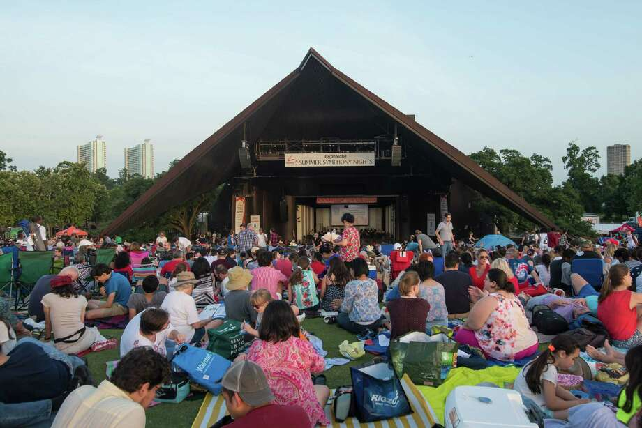 Miller Outdoor Theatre has undergone repairs before next year's season, starting in March. Miller Outdoor Theatre is an outdoor theater for the performing arts in Hermann Park. Photo: Courtesy Photo / Courtesy photo