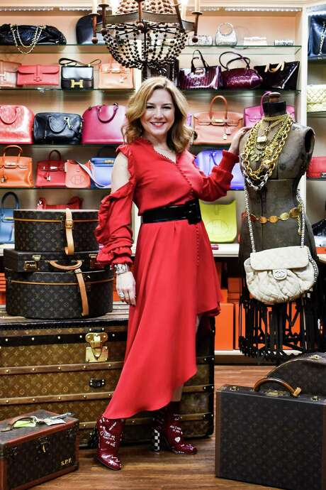 Donae Cangelosi Chramosta, co-owner of The Vintange Contessa & Times past, spends her free time supporting different local charities and causes. Photo: CKO Designs