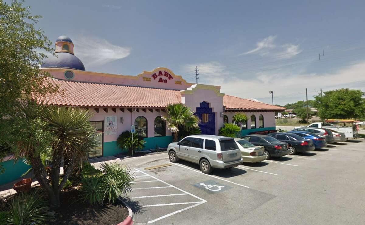 A restaurant manager at Baby Acapulco allegedly caught a couple engaging in oral sex on Saturday, Dec. 30, 2017.