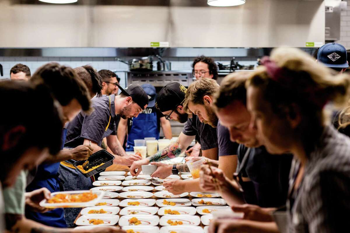 Commune is a two-week food festival from Indie Chefs Community. Photo: Indie Chefs Community