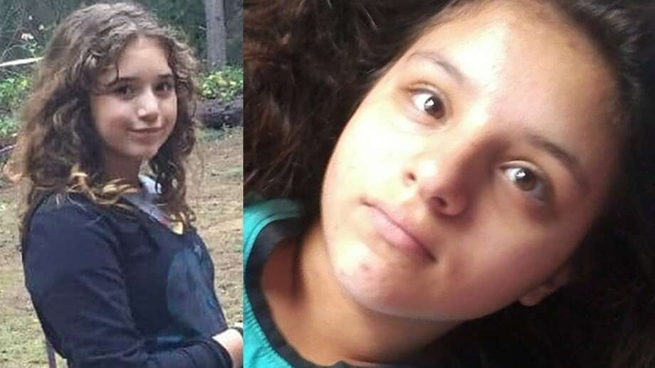 Sara, 9, and Sophia, 12, were found in a car on New Year's Eve in West Sacramento. They were taken to the hospital where they later died. Photo: Courtesy Photos