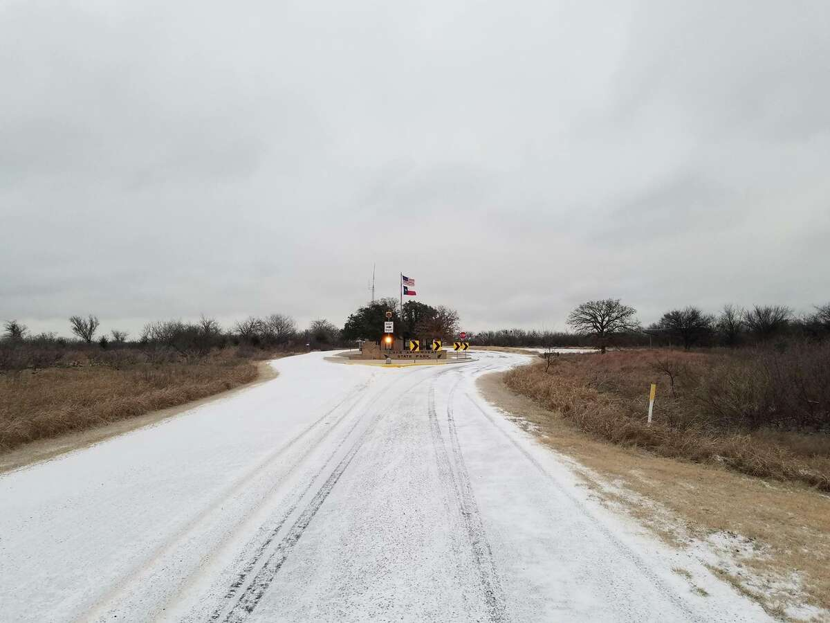 Lake Arrowhead State Park on Jan. 1, 2018, according to the Texas Parks and Wildlife Department.