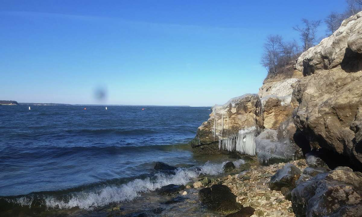 A photo of Eisenhower State Park posted on Jan. 2, 2018 by the state park.
