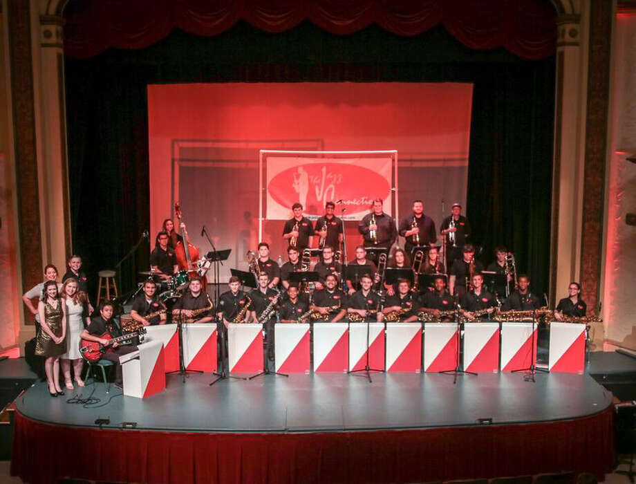 Conroe's Jazz Connection performs Saturday, Jan. 13, at the Crighton Theatre in downtown Conroe.