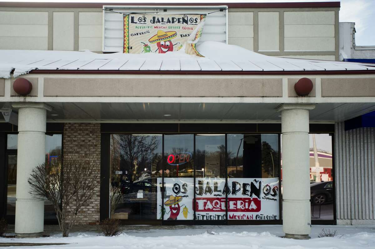 Los Jalape?-os now has a brick-and-mortar restaurant, which is located at 1900 S. Saginaw Rd. (Katy Kildee/kkildee@mdn.net)