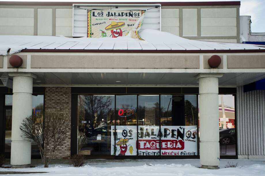 Los Jalape–os now has a brick-and-mortar restaurant, which is located at 1900 S. Saginaw Rd. (Katy Kildee/kkildee@mdn.net) Photo: (Katy Kildee/kkildee@mdn.net)