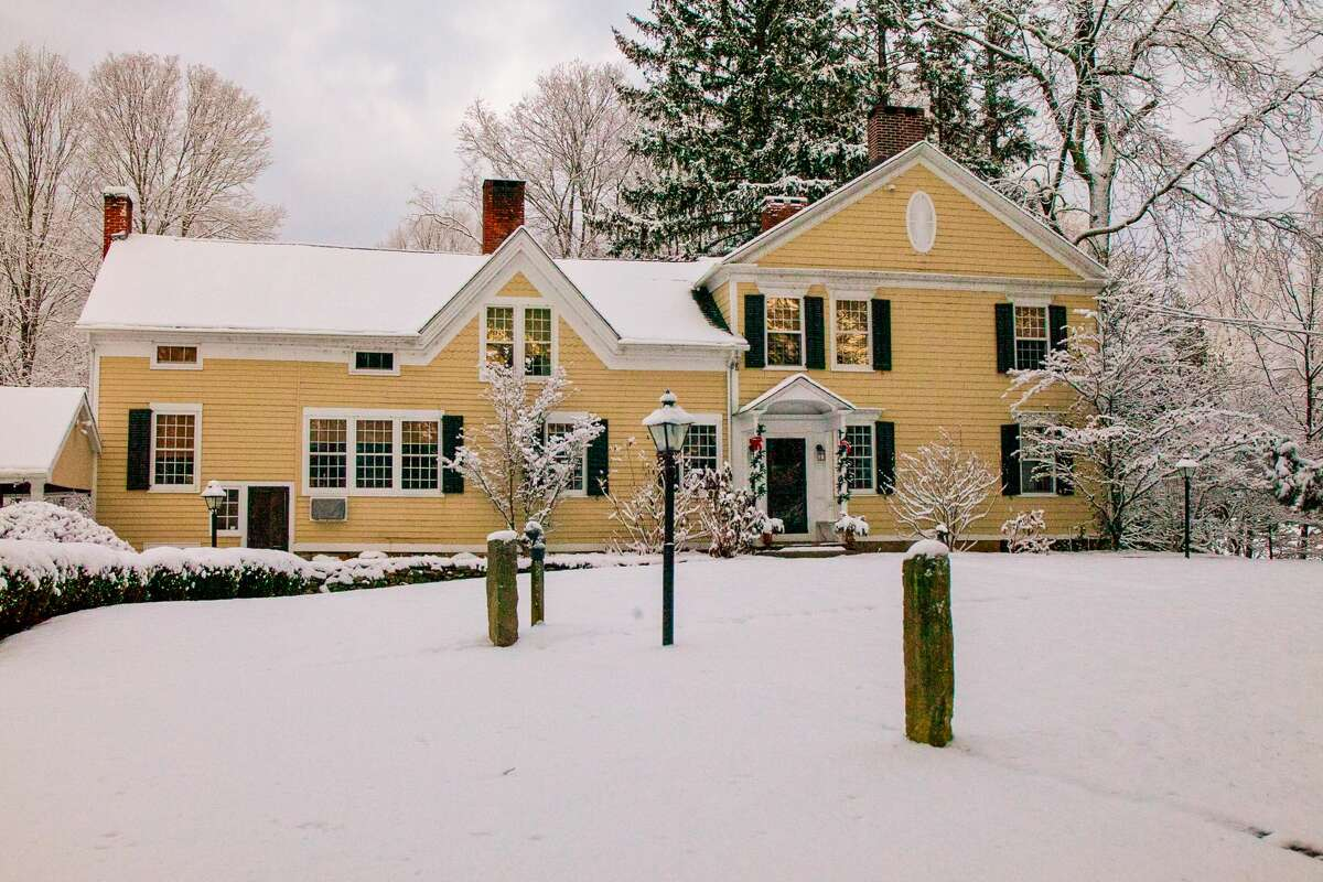 The Inn at Kent Falls has been recognized as the best bed and breakfast in Connecticut, according to The Daily Meal. Click through to see photos of the inn.