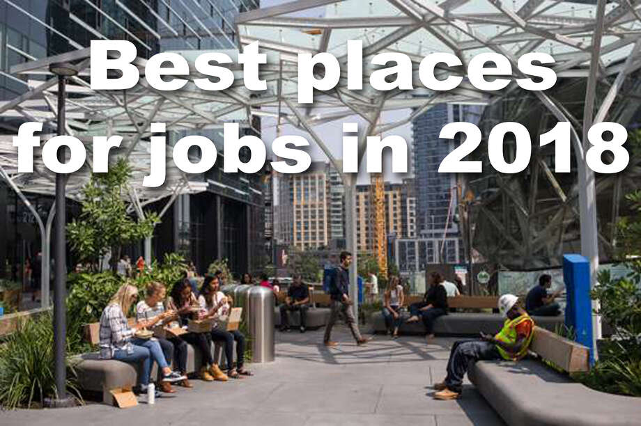 WalletHub ranked the top cities to find a job in 2018. We gathered the top 20 here. Click through to see how they stack up. Photo: Grant Hindsley/SeattlePI
