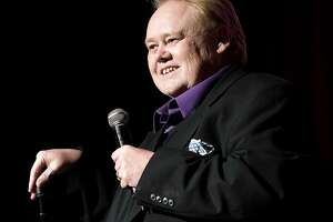 "Comedian Louie Anderson brings his one-man show ""Dear Dad"" to ACT's Strand Theater."