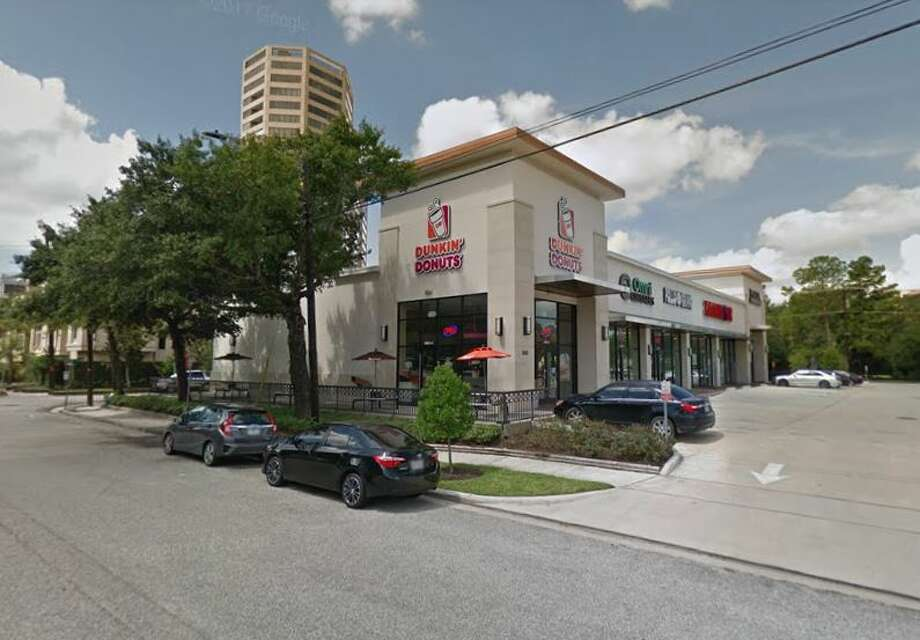 Dunkin Donuts5801 Memorial Dr. Ste. A Houston, TX 77007Demerits: 13Inspection Highlights: Protect food from potential contamination by dust, dirt, unclean equipment and utensils. Observed sausage patties, muffins open in the walk-in-freezer.  Photo: Google Maps