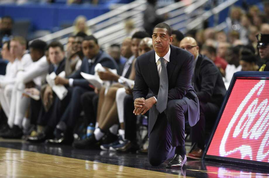 "UConn coach Kevin Ollie: ""Negativity, positivity ... that's your own opinion. We're just gonna keep working. I've been doing that my whole career, my whole coaching career."" Photo: Jessica Hill / Associated Press / AP2017"