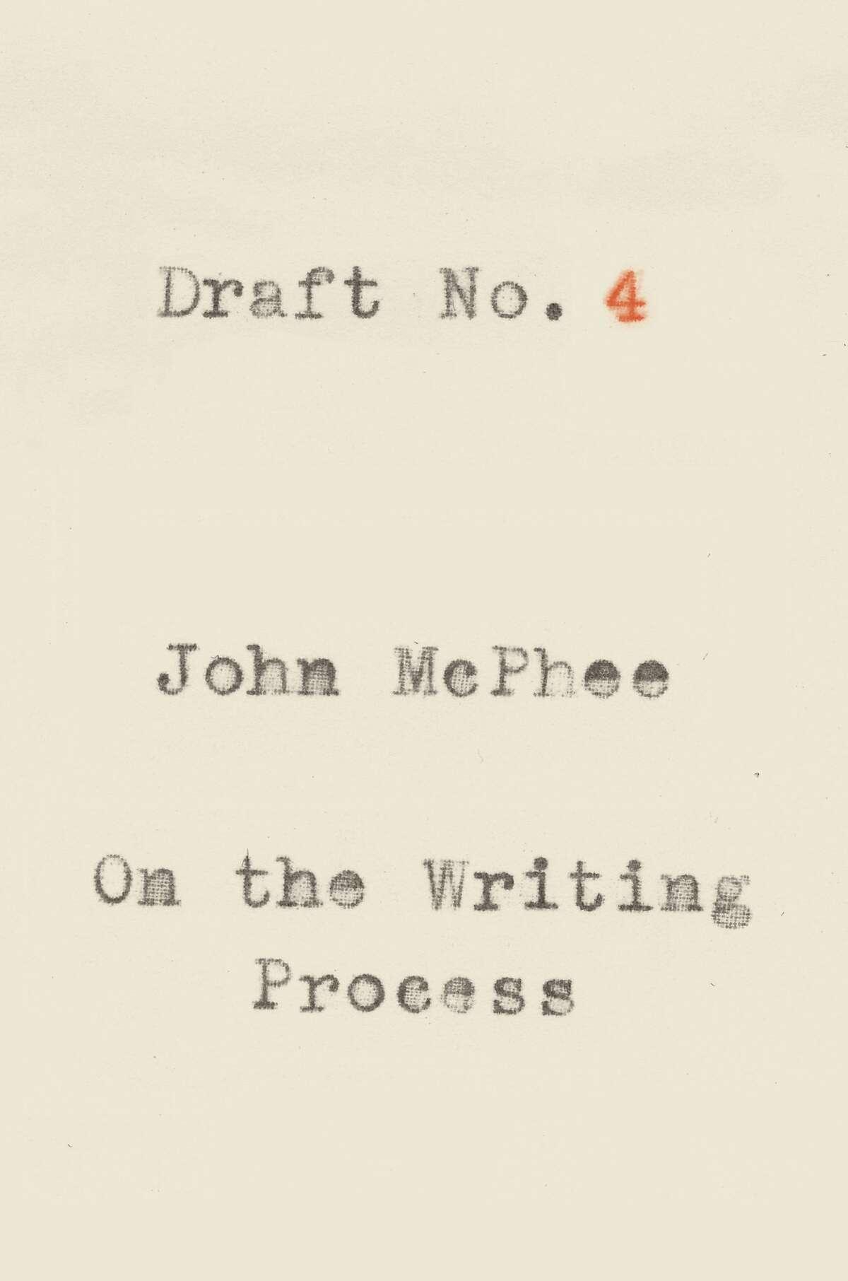 """""""Draft No. 4"""""""