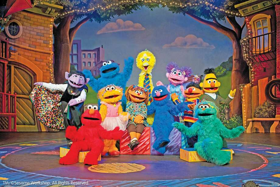 """Sesame Street Live!"" will be in Oakland and San Jose. Photo: Submitted Photo"