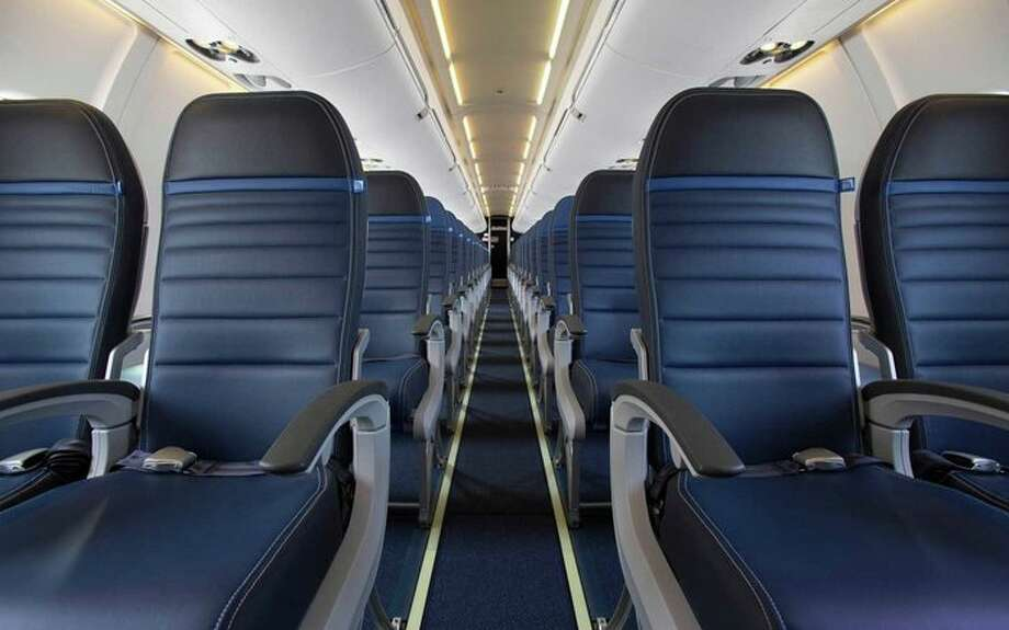 United's thinner slimline seats coming soon to its B757-200s Photo: United Airlines