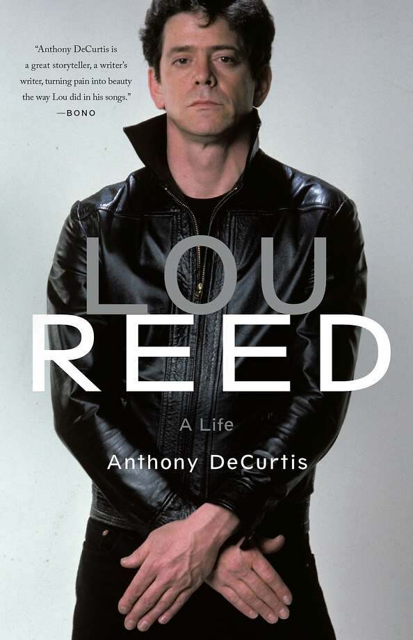 """""""Lou Reed"""" Photo: Little, Brown"""