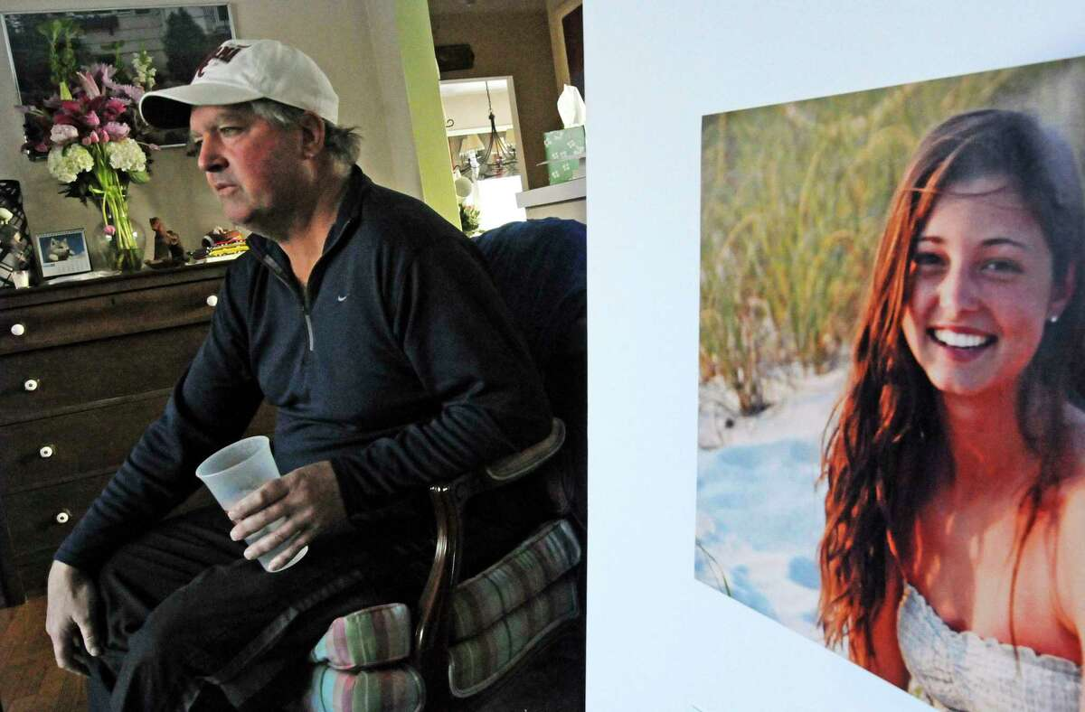 FJames Holleran of Allendale, N.J., is the father of Madison Holleran, a University of Pennsylvania freshman who took her own life in 2014.
