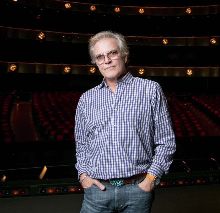 Peter Martins on stage at the David H. Koch Theater, Lincoln Center in 2016. Photo: Photo By Erin Baiano For The Washington Post. / The Washington Post