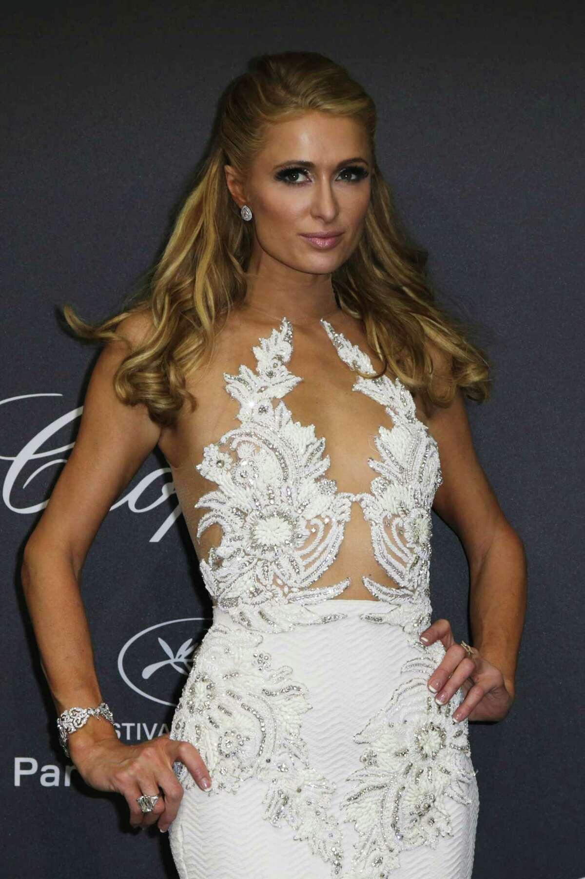 TV celebrity Paris Hilton37