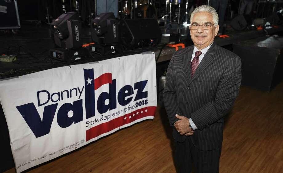 Valdez Photo: Danny Zaragoza /Laredo Morning Times