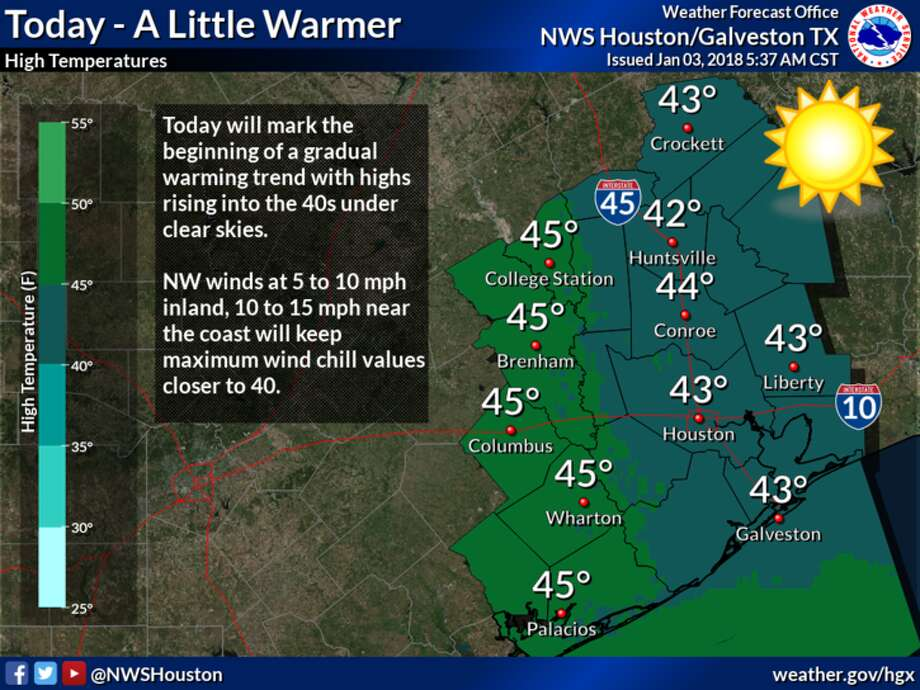 Hard freeze warning remains in effect for 'the coldest