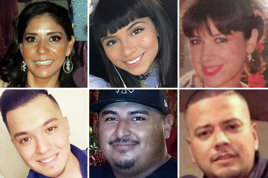 The victims of homicides that occurred in 2017 are shown. Photo: Laredo Morning Times
