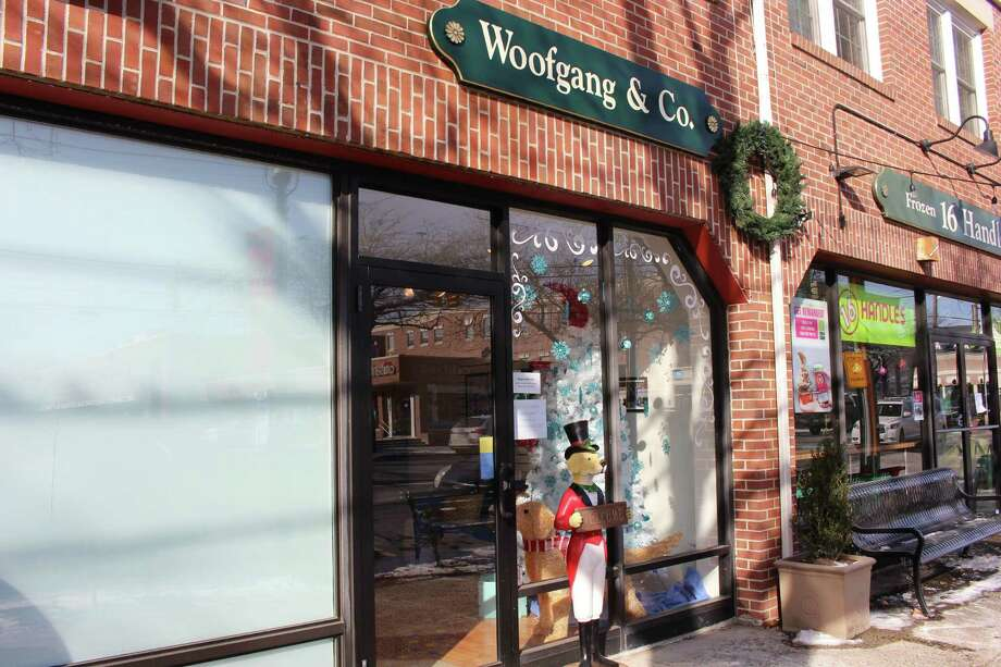 Fairfield nonprofit Woofgang & Co. has opened a storefront at 1300 Post Road. Photo: Jordan Grice / Hearst Connecticut Media / Connecticut Post