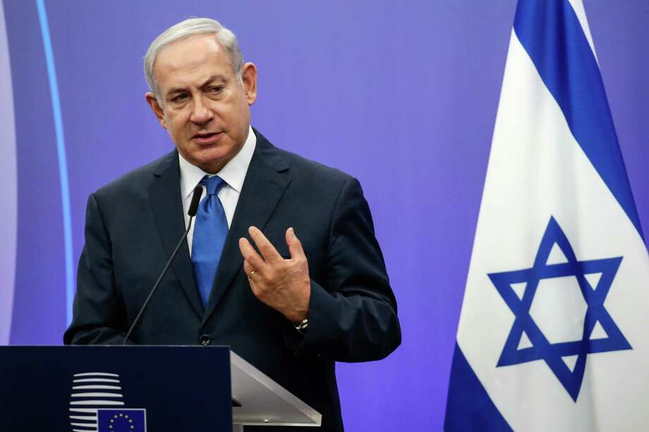 Israeli seen as heir to Netanyahu says two-state idea is ...