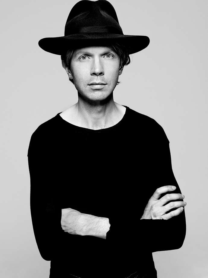 Musician Beck Hansen Photo: Peter Hapak