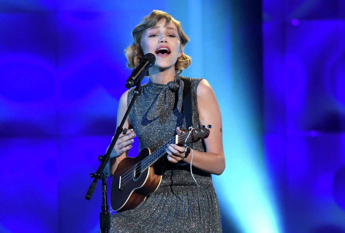Grace VanderWaal at Warehouse Live, Feb. 12VanderWaal strummed her way to a win on