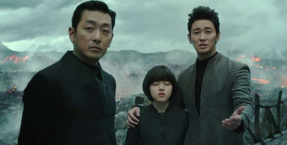 "The South Korean film ""Along with the Gods"" is based on a popular web comic. Photo: WellGo USA"