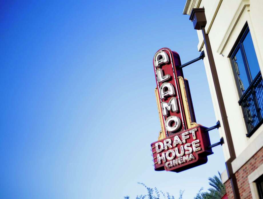 The Alamo Drafthouse San Antonio wants to help local teachers relax this spring break by offering free movies. Photo: Elizabeth Conley, Staff / © 2016 Houston Chronicle